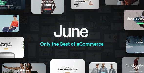 June - Multipurpose WooCommerce Theme