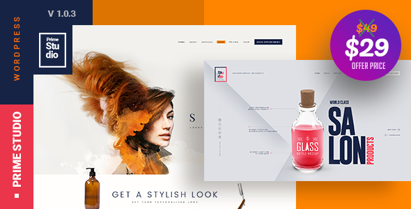 PrimeStudio - Creative Multipurpose WP