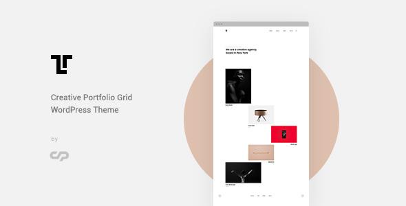 Tetriz - Creative Portfolio WP Theme